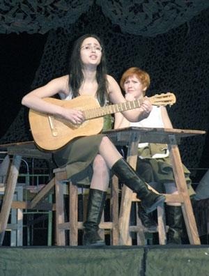 Актриса Татьяна Рогова